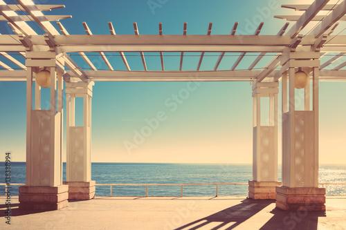 Tuinposter Nice Promenade des Anglais - Nice Côte d'Azur