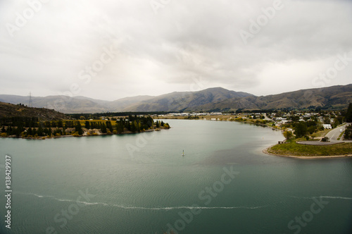 Kawarau River - Cromwell - New Zealand Poster