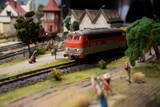 Railway miniature - 138438125