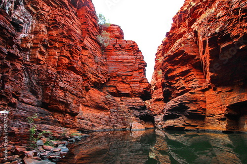 Canyons in Australia - Karijini National Park