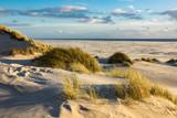 Landschaft mit Dünen auf der Insel Amrum - 138479307