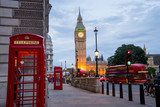 Big BenBig Ben and Westminster abbey in London, England - 138487701