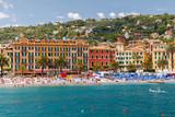 Saint Margherita Ligure. City Beach.
