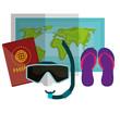 summer vacations holidays icons vector illustration design
