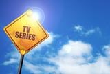 tv series, 3D rendering, traffic sign