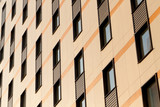 modern office building facade - 138572976