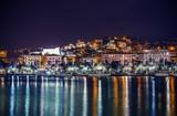 Night in the La Spezia