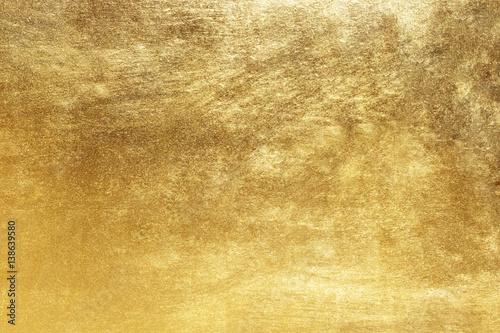 Złocisty tło, tekstura i gradienty ocieniają