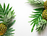 Tropical summer background - 138660587