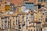 Arquitectura y patrimonio de Cuenca, España