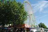 La grande roue foire du midi