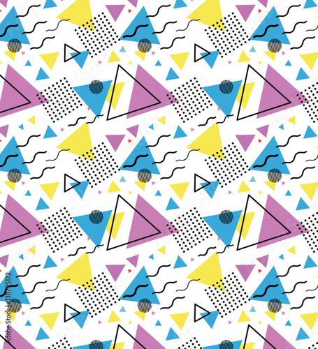 Staande foto Kunstmatig pattern