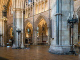 Interior View of Southwark Cathedral