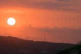 Sunset Over Haiti