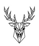 polygonal deer - 138882776