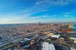 Aerial View Of Philadelphia Skyline