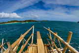 Fototapeta Bamboo - Filipiny © marcinbawiec