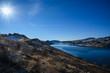 Horsetooth Reservoir, Fort Collins, Colorado in Winter