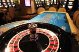Roulette wheel in casino - 139064797