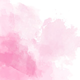 Pink watercolor background vector - 139077901