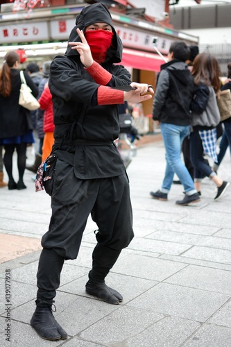 Poster tokyo ninja