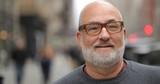 Mature caucasian man in city face portrait - 139133716