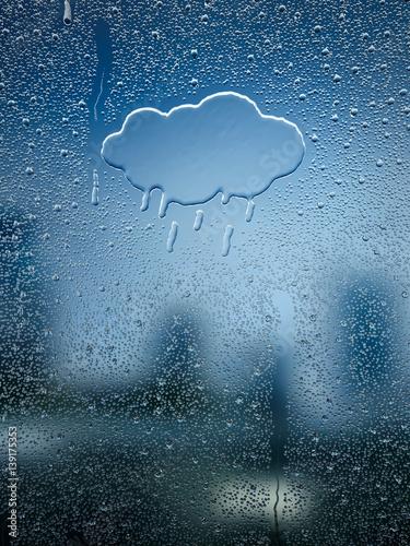 kropla-wody-tworzaca-deszcz-chmur