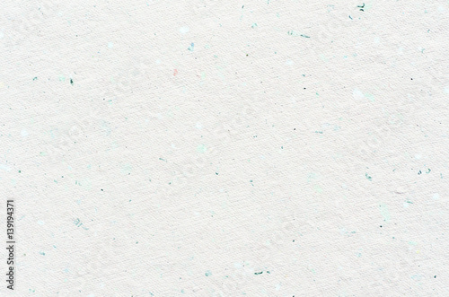 Naklejka white craft paper texture