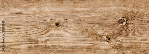 Braunes Holzbrett mit Holzstruktur, Holz, Holzmaserung  - 139202369