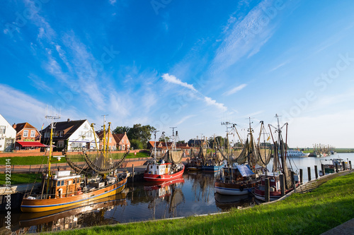 Plakat Port Greetsiel