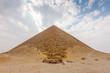 Ancient Egyptian pyramids at Dashur