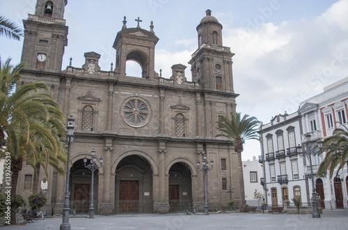 Foto op Plexiglas Canarische Eilanden Santa Ana.
