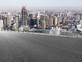 Urban road in shanghai