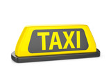 Taxi sign - 139356769