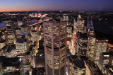 Sydney Tower Sunset