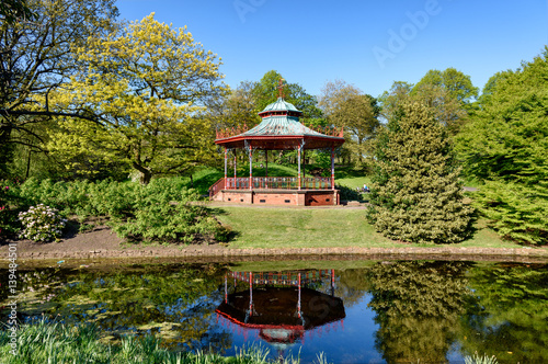 Sefton park Liverpool UK