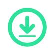 Download icon vector