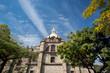 Guadalajara cathedral, Mexico