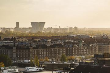 Copenhagen Evening View, Denmark