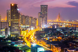 Bangkok, Thailand downtown city skyline