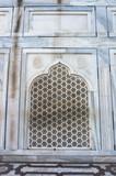 Taj Mahal Arc - arabic style. Beautiful wall.