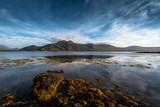 Isle of Mull, Loch lanscape in Scotland