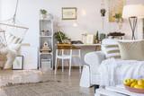 Fototapety Spacious cozy lounge