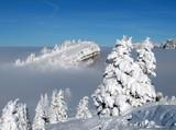 L' hiver en montagne , massif de la Chartreuse
