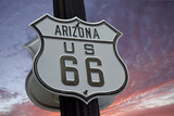 Route 66 sign , Arizona