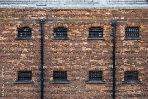 Poster Victorian Prison at Lincoln Castle