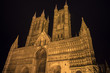 Lincoln Cathedral in Lincoln