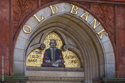 Poster Shakespeare Mosaic in Stratford-Upon-Avon