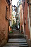 Street in Liguria