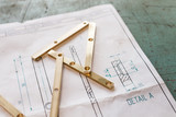 measuring metal component